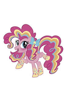 FASHION TATTOO My Little Pony temporary tattoo - Pink