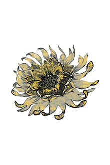 FASHION TATTOO Topshop flower temporary tattoo
