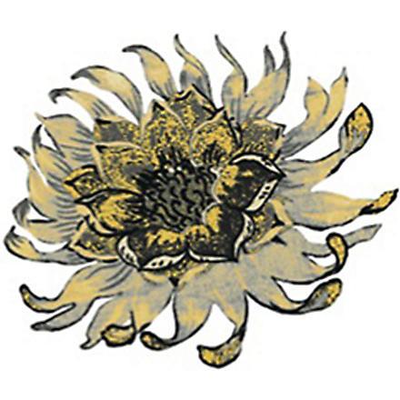 FASHION TATTOO Topshop flower temporary tattoo