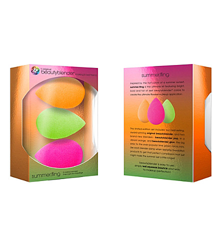 BEAUTYBLENDER Summer Fling Kit
