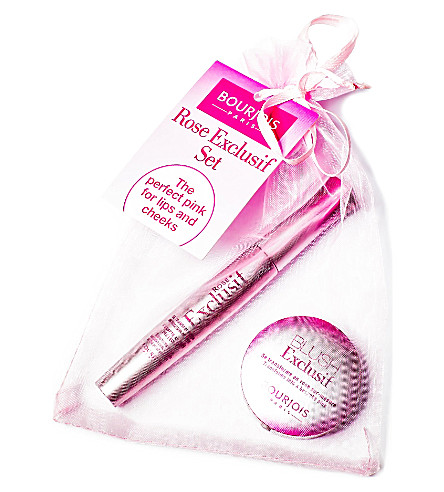 BOURJOIS Rose Exclusif Set