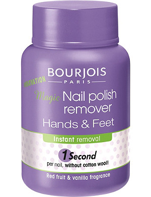 BOURJOIS Magic nail polish remover - hands & feet 75ml