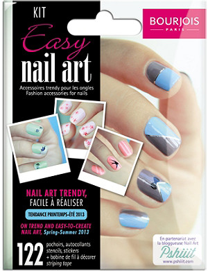 BOURJOIS Easy nail art kit