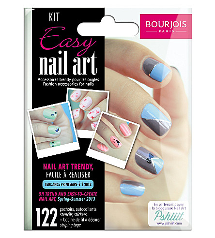 Bourjois Easy Nail Art Kit Selfridges