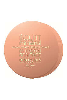 BOURJOIS Mineral radiance pressed powder