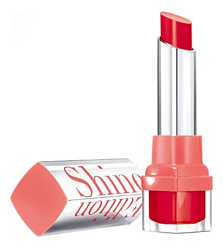 BOURJOIS Shine Edition lipstick (Rouge making t21