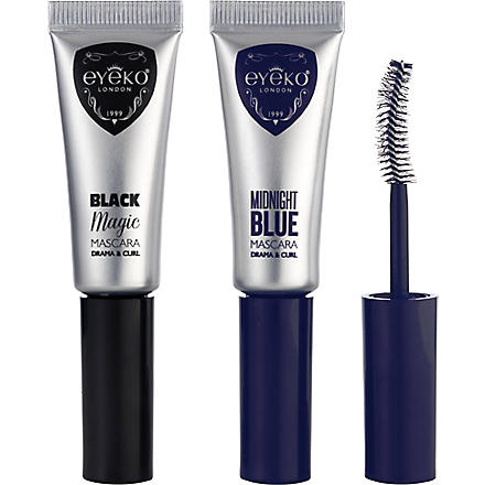 EYEKO Drama & Curl mini mascara duo