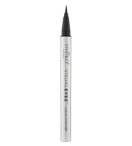 EYEKO Visual Eyes liquid eyeliner (Ebony