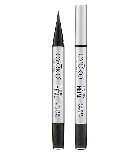 EYEKO Liquid metal eyeliner (Black onyx