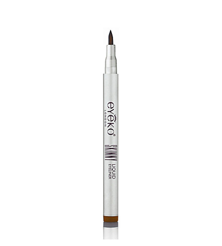 EYEKO Skinny liquid eyeliner (Brown