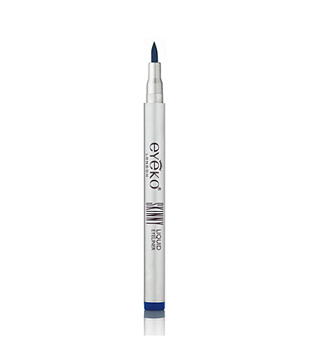 EYEKO Skinny liquid eyeliner (Navy
