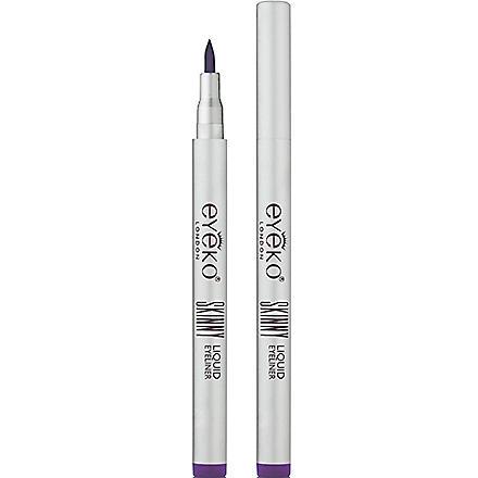 EYEKO Skinny liquid eyeliner (Purple