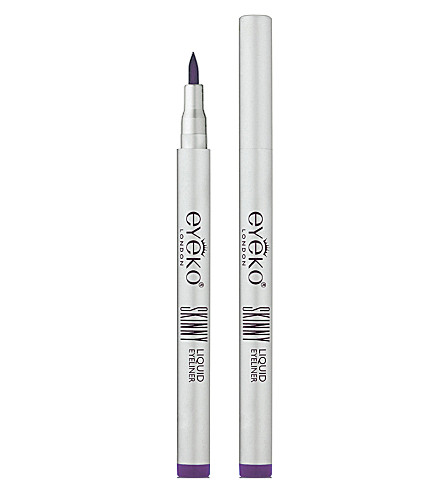EYEKO Skinny liquid eyeliner (Purple