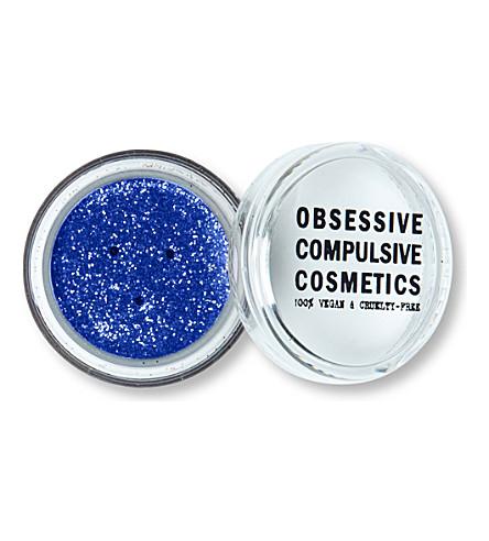 OBSESSIVE COMPULSIVE COSMETICS Cosmetic glitter (Blue