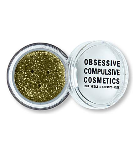 OBSESSIVE COMPULSIVE COSMETICS Cosmetic glitter (Gold