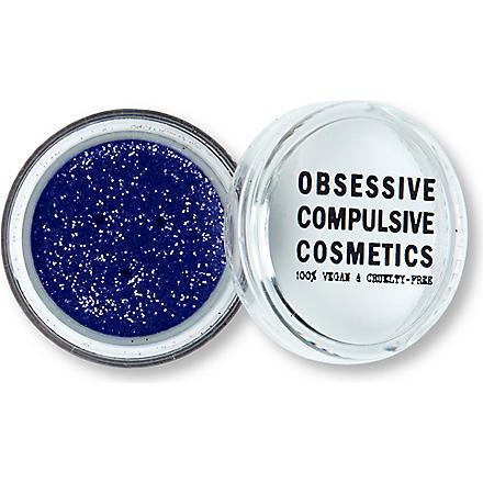 OBSESSIVE COMPULSIVE COSMETICS Cosmetic glitter (Navy