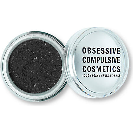 OBSESSIVE COMPULSIVE COSMETICS Pure cosmetic pigments (Black