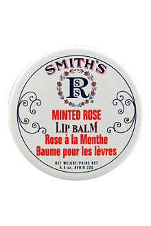 SMITH'S ROSEBUD Minted rose lip balm