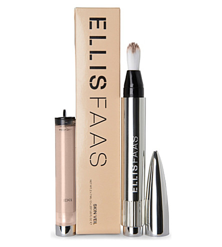 ELLIS FAAS Skin Veil foundation applicator with refill (S103 fair/medium