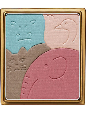 PAUL & JOE Pink Flamingo face and eye colour collection