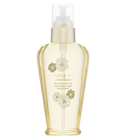 PAUL & JOE Smoothing body oil 100ml