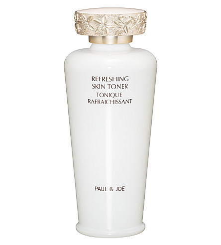 PAUL & JOE Refreshing skin toner 200ml