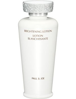 PAUL & JOE Brightening lotion