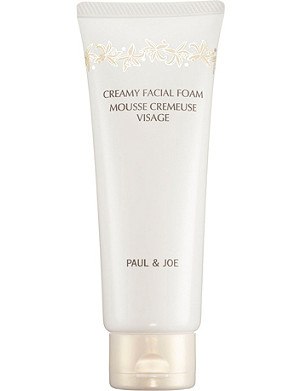 PAUL & JOE Creamy facial foam