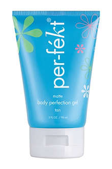 PER-FEKT Matte Body Perfection gel - Tan 90ml