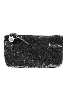 LOUISON Glitter make-up bag