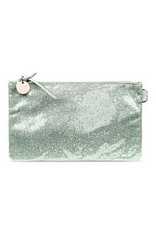 LOUISON Glitter Kitty make-up bag