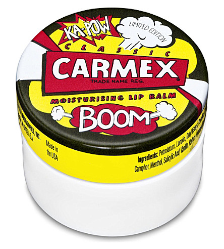 CARMEX Limited Edition moisturising lip balm