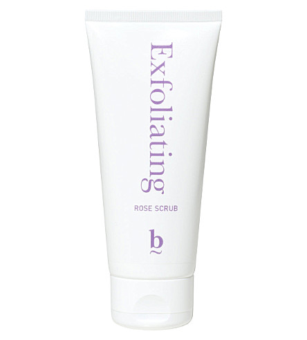 BBROWBAR Exfoliating rose scrub