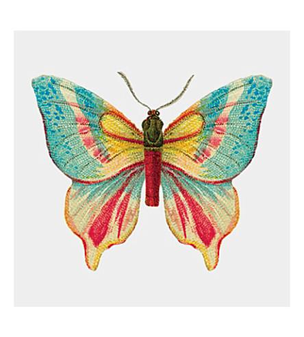 TATTLY Butterfly temporary tattoo