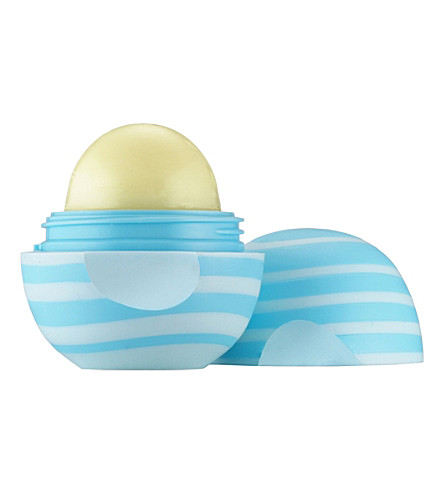 EOS Vanilla and mint lip balm