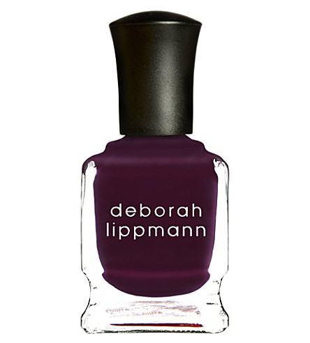 DEBORAH LIPPMANN Fall nail polish (Miss+independent