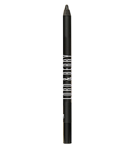 LORD & BERRY Smudgeproof eyeliner (Black
