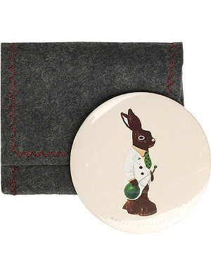 NONE Irish Bunny mirror