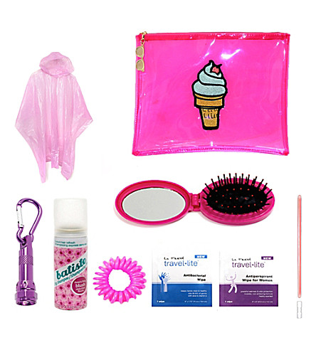 SEWLOMAX Ice Cream Festival SOS Kit