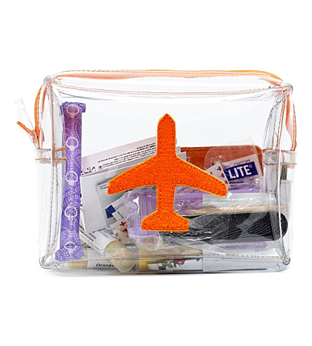 SEWLOMAX Airplane SOS Travel Kit
