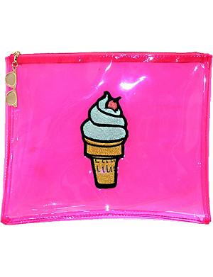 SEWLOMAX Ice Cream make-up bag