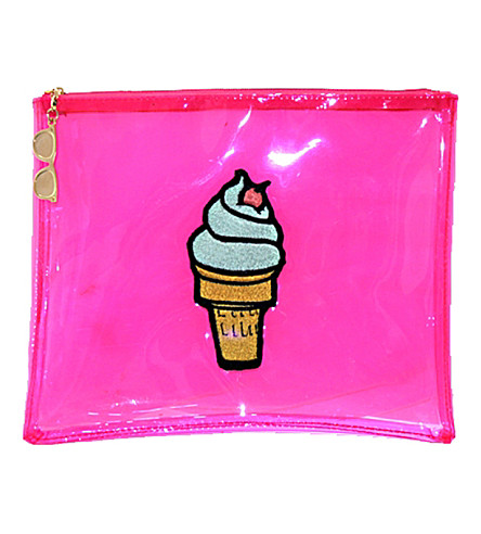 SEWLOMAX Ice Cream make-up bag