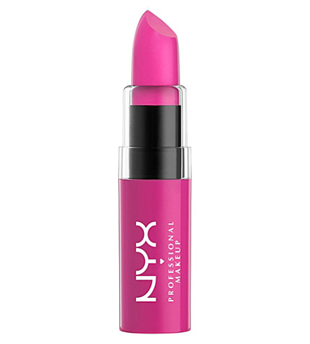 NYX PROFESSIONAL MAKEUP Butter lipstick (Razzle