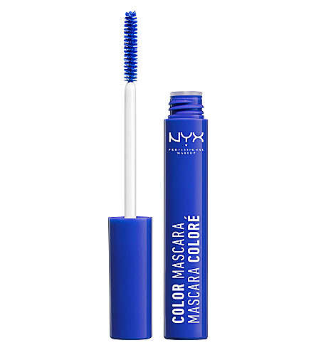 NYX PROFESSIONAL MAKEUP Colour mascara (Blue