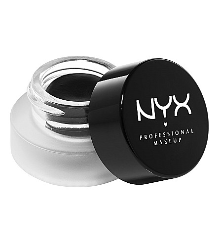 NYX COSMETICS Epic black mousse eyeliner