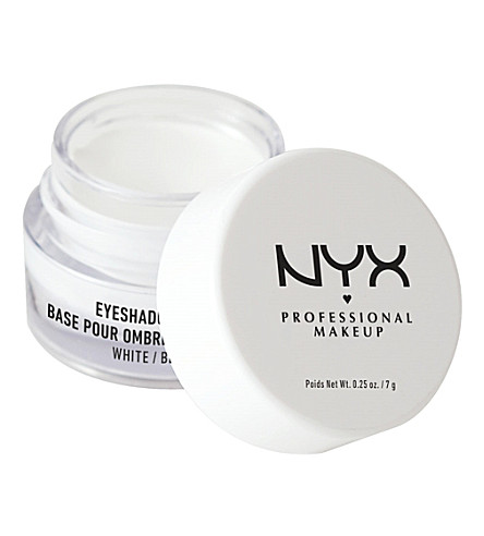 NYX PROFESSIONAL MAKEUP Eyeshadow base (White