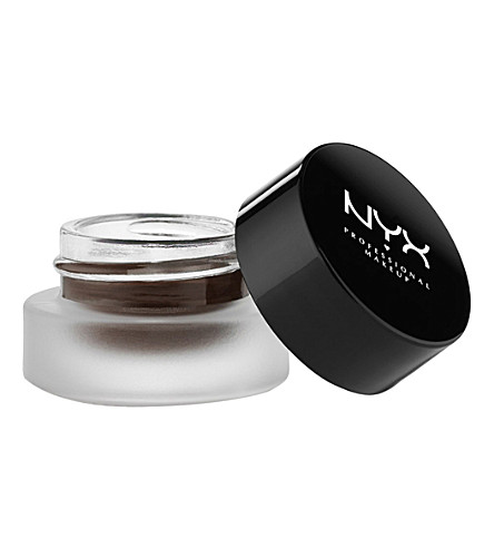NYX PROFESSIONAL MAKEUP Gel Liner and Smudger (Betty