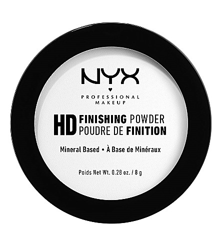 NYX PROFESSIONAL MAKEUP High-definition finishing powder (Translucent