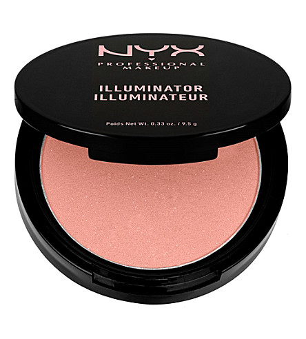 NYX PROFESSIONAL MAKEUP 照明古铜色 (混沌