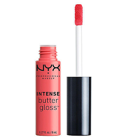 NYX PROFESSIONAL MAKEUP Intense Butter lipgloss (Napoleon